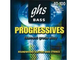 GHS STRINGS PROGRESSIVES BASS SET Струны для бас-гитар