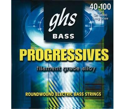 Купить GHS STRINGS PROGRESSIVES BASS SET Струны для бас-гитар онлайн