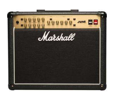 Купить MARSHALL JVM 215C Гитарный комбоусилитель онлайн