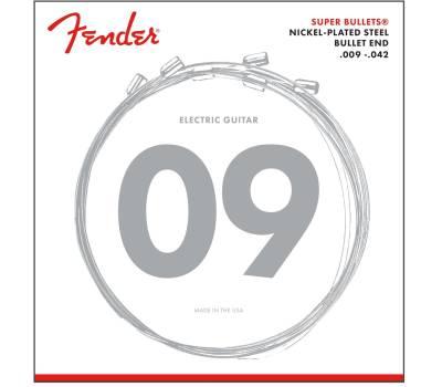 Купить FENDER 3250L Струны для электрогитар онлайн