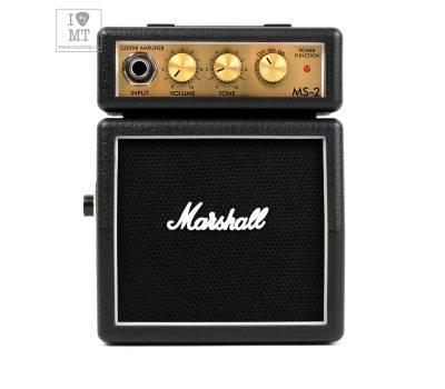 Купить MARSHALL MS-2 Гитарный комбоусилитель онлайн
