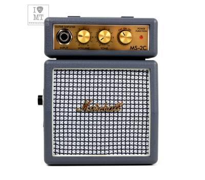 Купить MARSHALL MS-2C-E Гитарный комбоусилитель онлайн