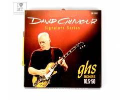 GHS STRINGS DAVID GILMOUR RED SIGNATURE Струни для електрогітар