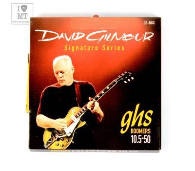 Купить GHS STRINGS BOOMERS DAVID GILMOUR RED SIGNATURE Струны для электрогитар онлайн