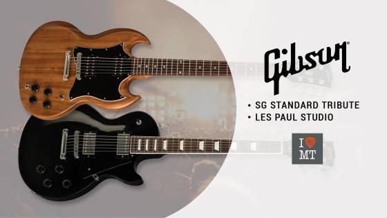 Новий відеоогляд: Gibson 2019: SG Standard Tribute..