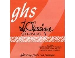 GHS STRINGS LA CLASSIQUE 2300G Струны для классических гитар