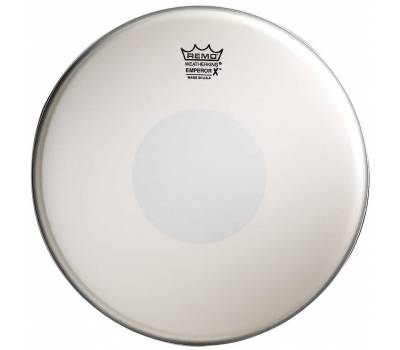 Купить REMO EMPEROR X 13 COATED SNARE Пластик для барабана онлайн
