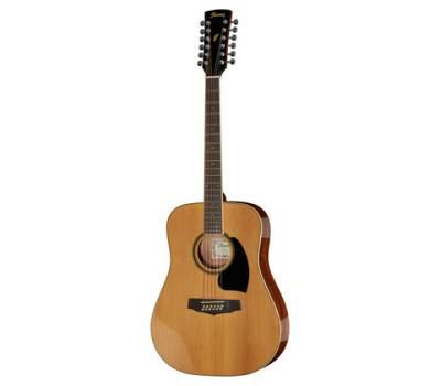 Купить IBANEZ PF15-12 NT Гитара акустическая онлайн