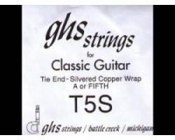 GHS STRINGS SINGLE STRING T5S Струна для классической гитары