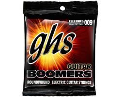 GHS STRINGS  BOOMERS GBXL Струни для електрогітар