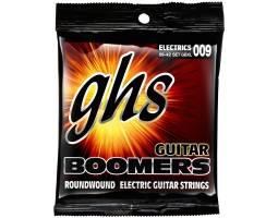 GHS STRINGS GBXL BOOMERS Струны для электрогитар