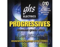 GHS STRINGS PROGRESSIVES PRDM 10-52 Струны для электрогитар