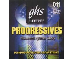 GHS STRINGS PROGRESSIVES PRM 11-50 Струны для электрогитар