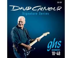 GHS STRINGS BOOMERS DAVID GILMOUR BLUE SIGNATURE Струни для електрогітар
