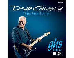 GHS STRINGS DAVID GILMOUR BLUE SIGNATURE Струны для электрогитар