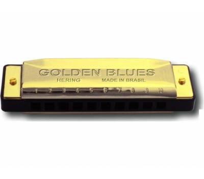 Купить HERING HARMONICA GOLDEN BLUES 5020-G Губная гармошка онлайн