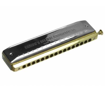Купить HERING CHROMATIC DELUXE 64 6164-C Губная гармошка онлайн