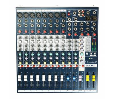 Купить SOUNDCRAFT EFX8 Микшерный пульт онлайн