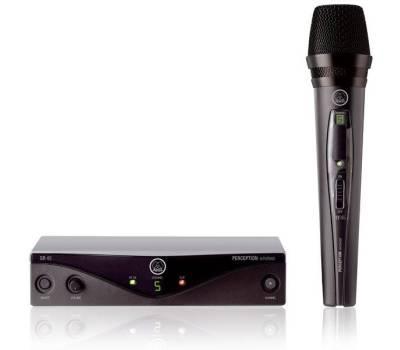Купить AKG Perception Wireless 45 Vocal Set BD A Микрофонная радиосистема онлайн
