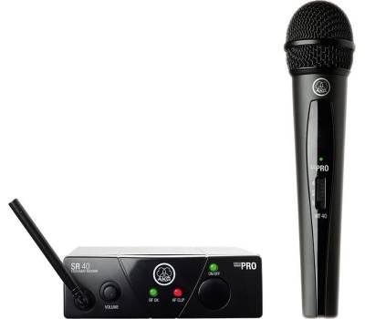 Купить AKG WMS40 Mini Vocal Set BD ISM1 Микрофонная радиосистема онлайн