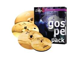 ZILDJIAN GOSPEL A CUSTOM PACK Набор тарелок