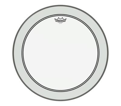 "Купить REMO POWERSTROKE 3 CLEAR 22"" Пластик для барабана онлайн"