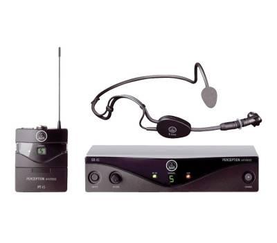 Купить AKG Perception Wireless 45 Sports Set BD A Микрофонная радиосистема онлайн