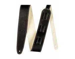 FENDER BALL GLOVE LEATHER STRAP BLACK Ремень гитарный