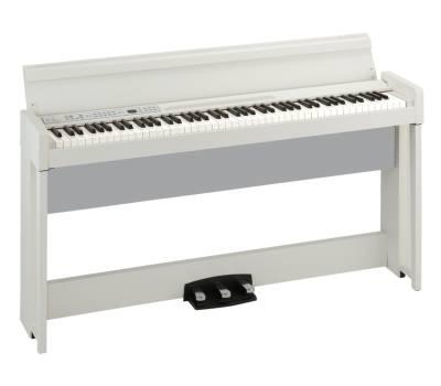 Купить KORG C1 AIR-WH Цифровое пианино онлайн