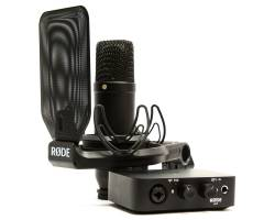 RODE NT1 + Ai-1 Interface Bundle Комплект для звукозаписи