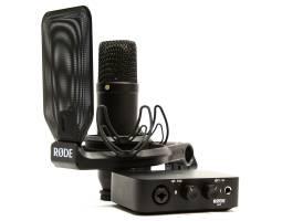 RODE NT1 + Ai-1 Interface Bundle Комплект для звукозапису