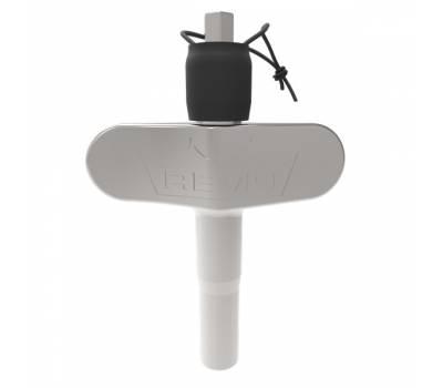 Купить REMO Drum Key, REMO Quicktech Key, Large, Magnetic Ключ для барабанов онлайн