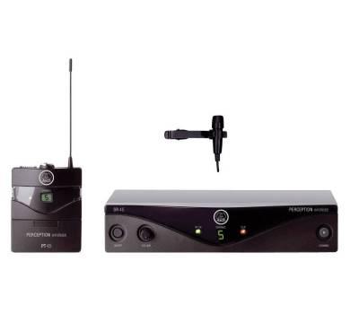 Купить AKG Perception Wireless 45 Pres Set BD B2 (774.100 - 777.900) Микрофонная радиосистема онлайн