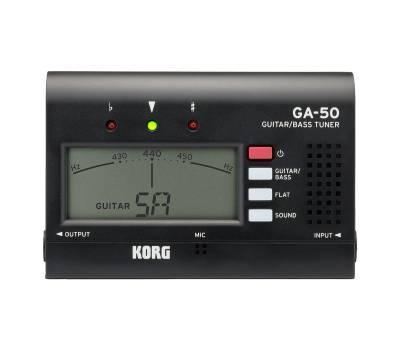 KORG GA-50 Тюнер