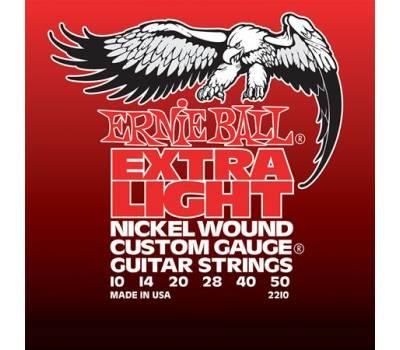 Купить ERNIE BALL P02210 Струны для электрогитар онлайн