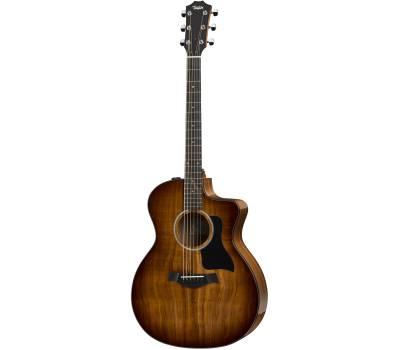 Купить TAYLOR GUITARS 224CE-K DLX Гитара электроакустическая онлайн